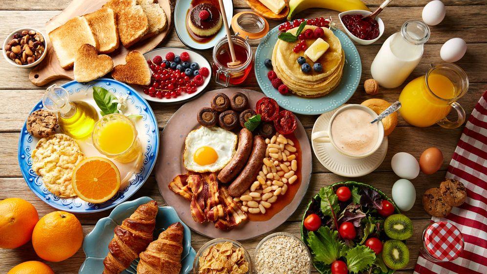 Foto: ¿Un desayuno o una comilona? (iStock)
