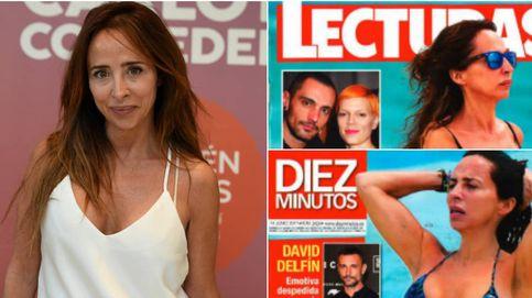 La espectacular nueva figura de María Patiño protagoniza dos portadas