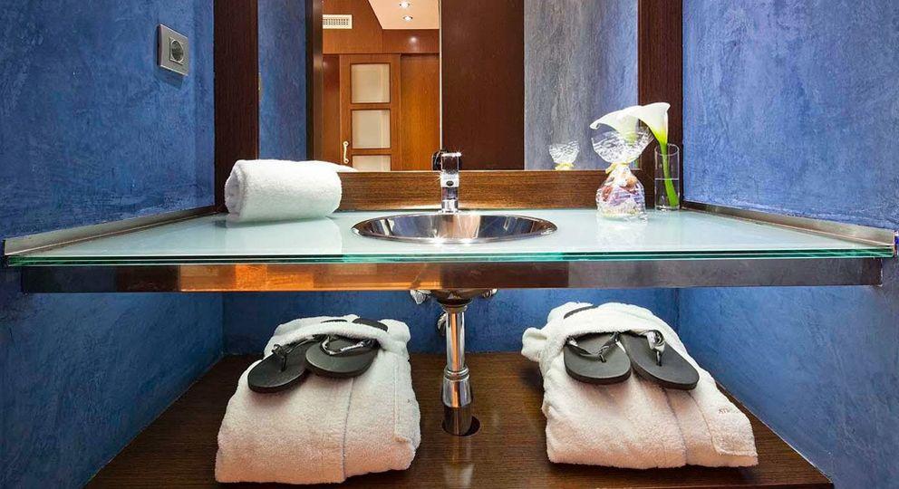Foto: Un armario inteligente que evita el robo de toallas en los hoteles