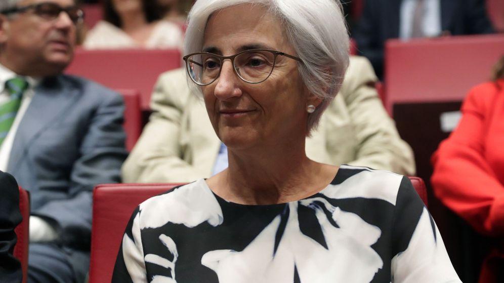 Foto: La fiscal general del Estado, María José Segarra. (EFE)