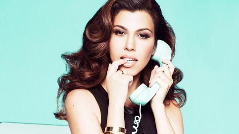 Kourtney Kardashian permite que su novio le afeite el pubis en directo
