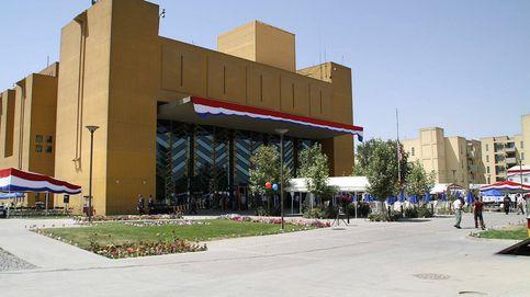 Confinan la Embajada de EEUU en Kabul por un brote de más de 100 contagios de covid
