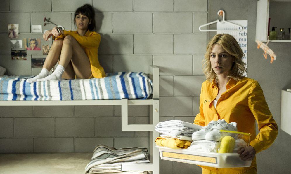 Foto: Las mejores imágenes y los personajes de 'Vis a vis', la nueva serie de Antena 3