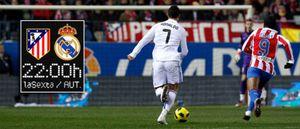 Cristiano entra en la lista de Mou para intentar alargar la racha blanca ante el Atlético