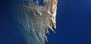 Post de Así es el Titanic 107 años después del naufragio: el océano
