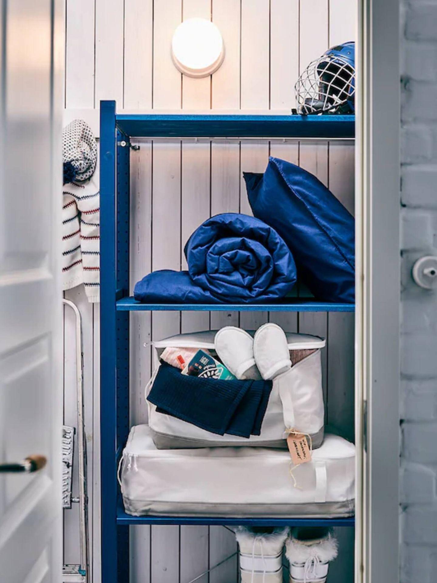 Así nació y así puedes renovar la estantería superventas de Ikea. (Cortesía)
