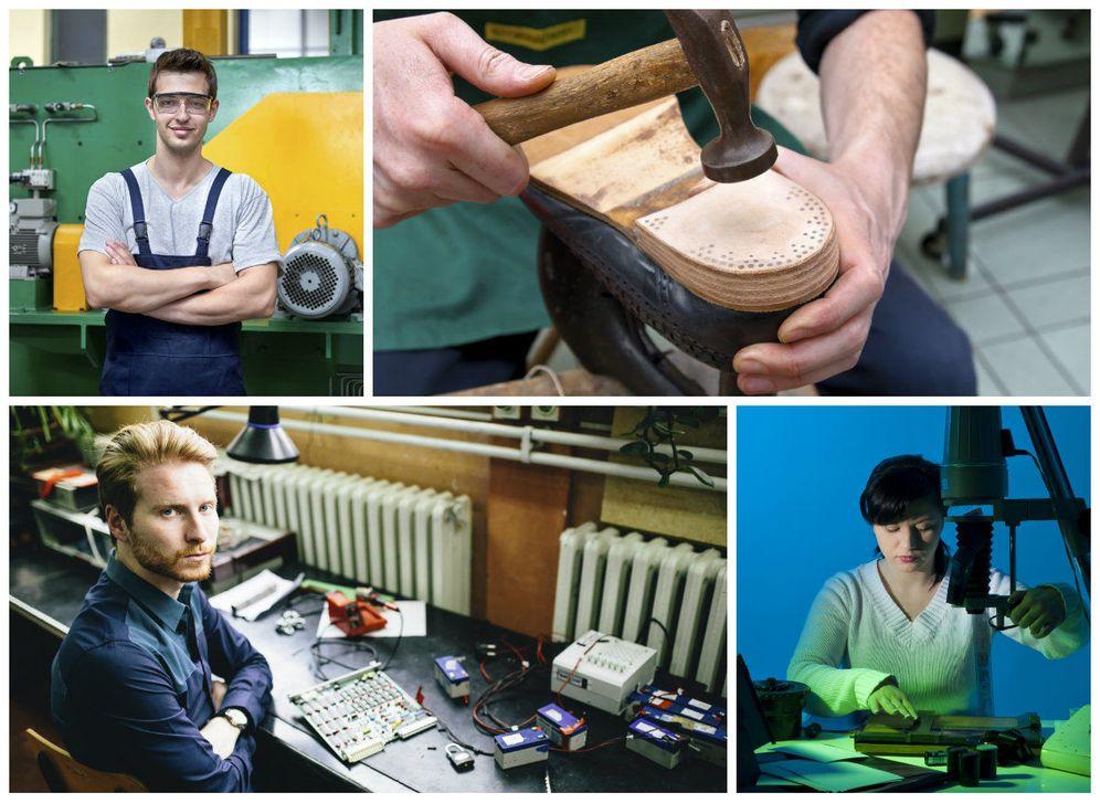 Foto: Muchas profesionales manuales lo tendrán cada vez más difícil. (iStock)