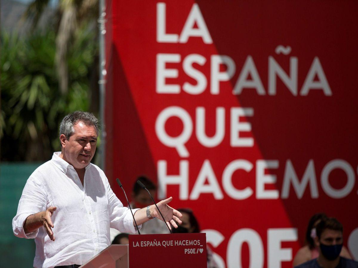 Foto: Juan Espadas. (EFE)