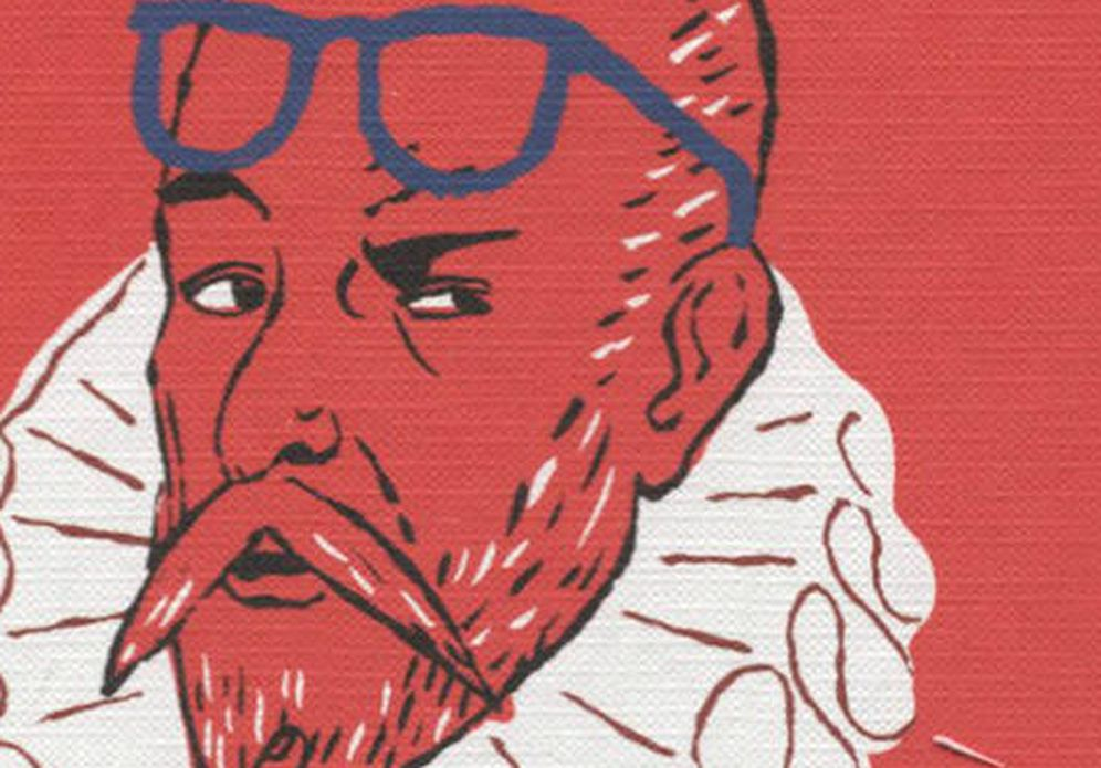 Foto: Detalle de portada del libro 'Una lengua muy muy larga'. (Arpa)