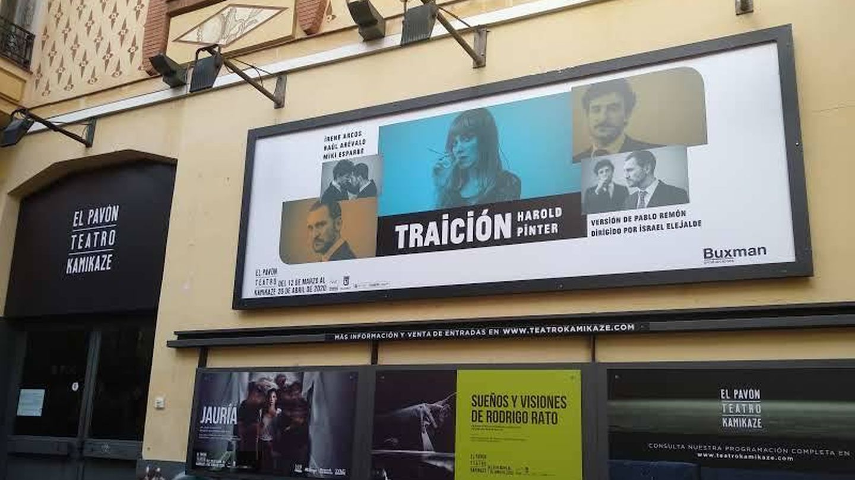 'Traición', en el Kamikaze, el día que fue cancelada en marzo (PAULA CORROTO)