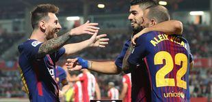 Post de El único que no se independizó en Girona fue Leo Messi