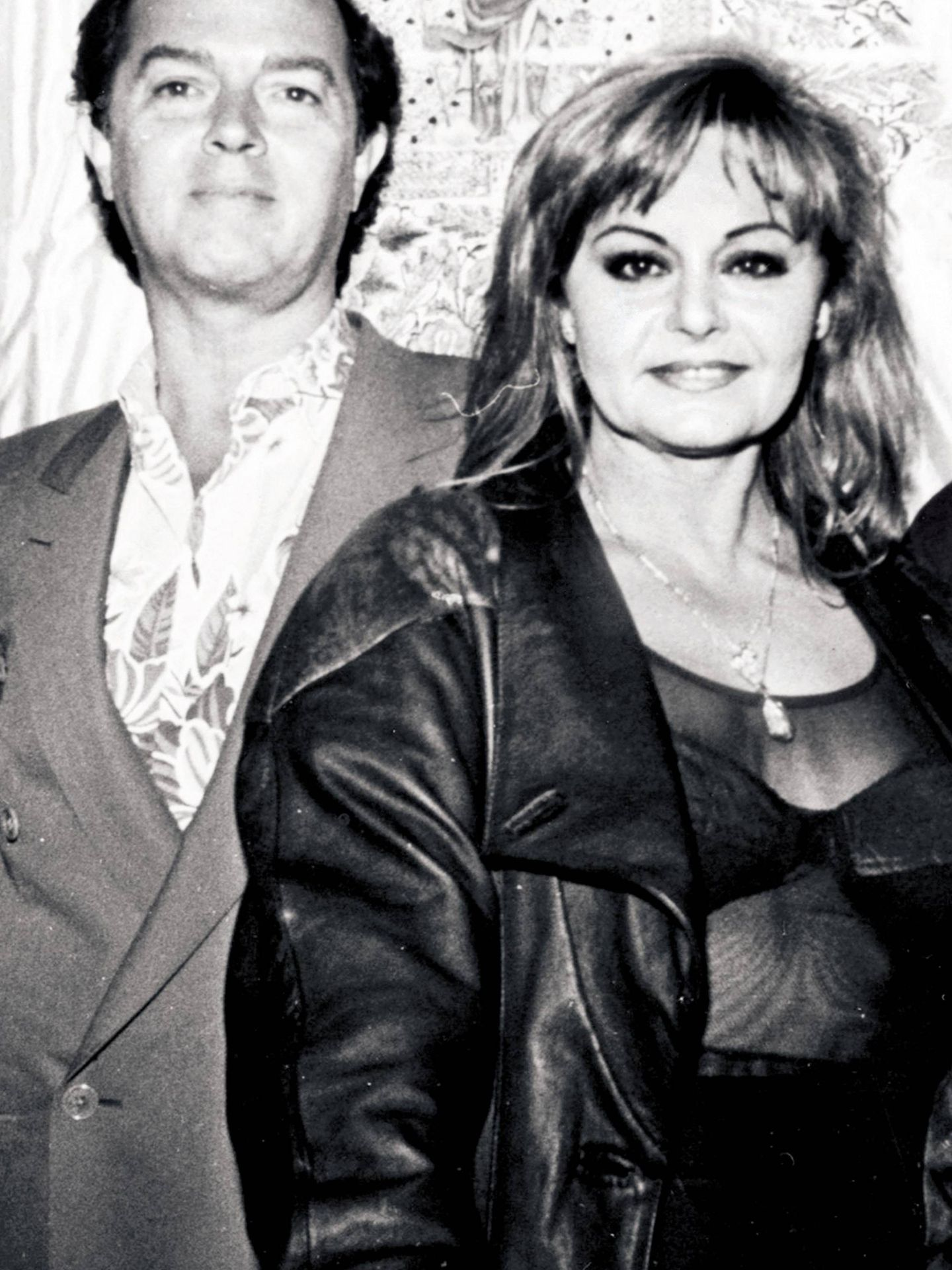 Junior y Rocío Dúrcal. (Cordon Press)
