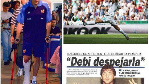 El misterioso grano de Marco Asensio y otras 10 lesiones absurdas de futbolistas