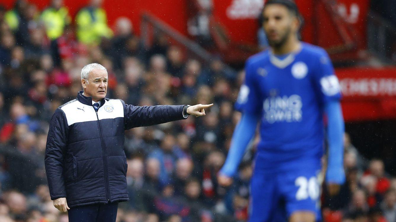 Foto: Ranieri nunca ha ganado la liga (Darren Staples/Reuters)