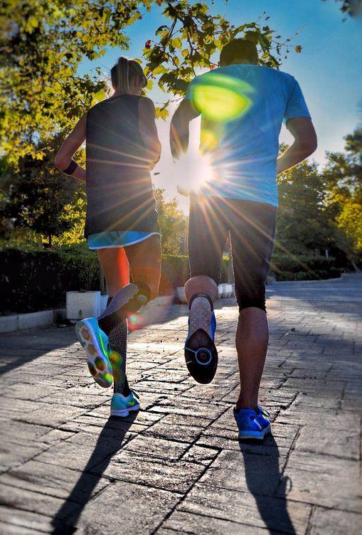 Foto: El running lo tiene todo: es eficaz, barato y... divertido. (Foto: 2BeFit)