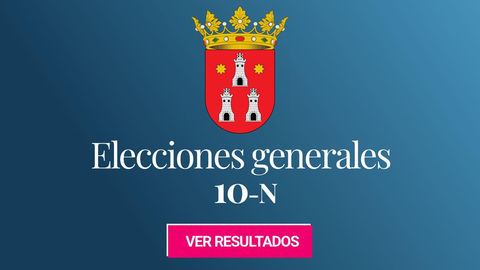 Foto: Elecciones generales 2019 en Torrent. (C.C./EC)