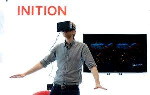 Esto es lo que ocurre al ver porno en realidad virtual por primera vez