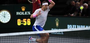 Post de Rafa Nadal en directo: debuta contra Alexander Zverev en la Copa de Maestros