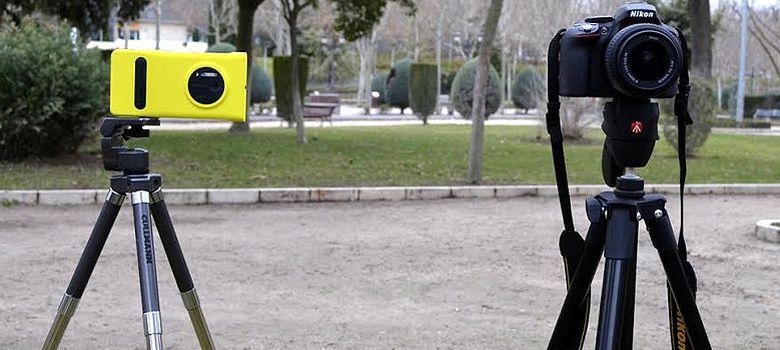 Foto: ¿Puede competir el móvil con mejor cámara contra una réflex?