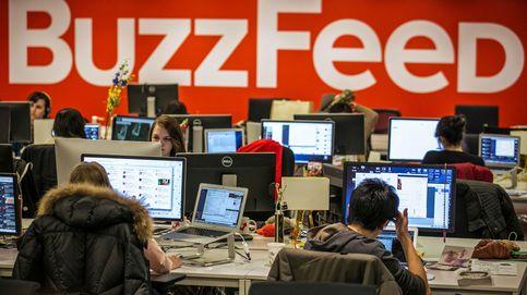 Buzzfeed saldrá a Bolsa vía SPAC valorada en 1.256 millones