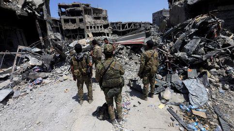 El primer ministro iraquí anuncia la liberación de Mosul del Estado Islámico
