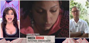 Post de Cuatro provoca un emotivo reencuentro entre Dakota y Pedro García Aguado