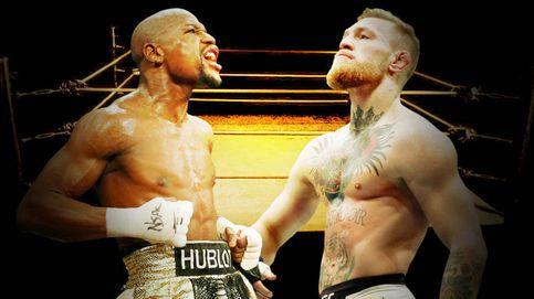 ¿Combate de boxeo? No: Mayweather ganará 150 millones y McGregor unos 100