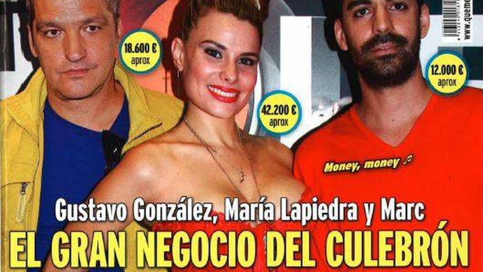 Del culebrón Gustavo González y María Lapiedra, a la liposupción de Terelu Campos