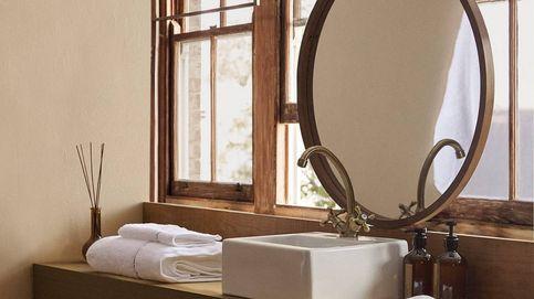 Tres soluciones prácticas de Zara Home para un baño pequeño, pero coqueto