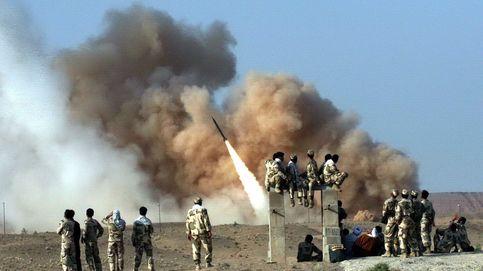 Irán sube la apuesta y lanza misiles balísticos contra dos bases en Irak con tropas de EEUU