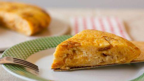 Tortilla de pan dulce: un postre jugoso y original