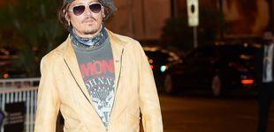 Post de Johnny Depp, un roquero en San Sebastián tras su juicio más polémico