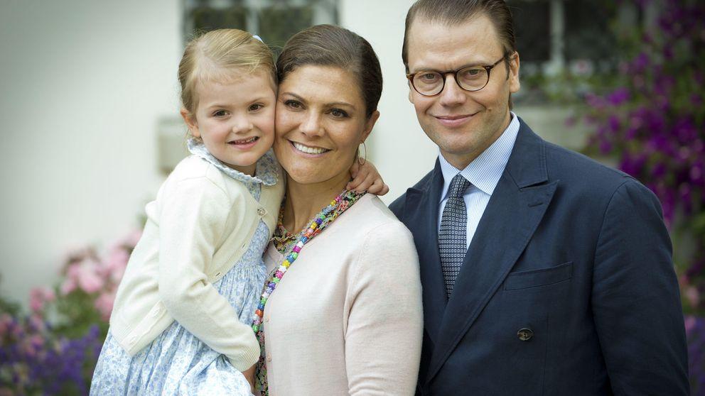 La princesa Victoria de Suecia espera su segundo hijo para el mes de marzo