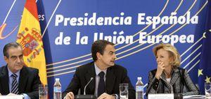 Foto: La UE ignora a Zapatero y frustra su baza de la Presidencia europea