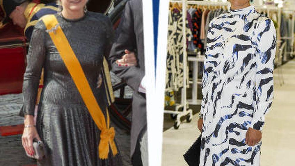 Estilo Real: Laurentien prescinde de sujetador y Victoria falla en Nueva York