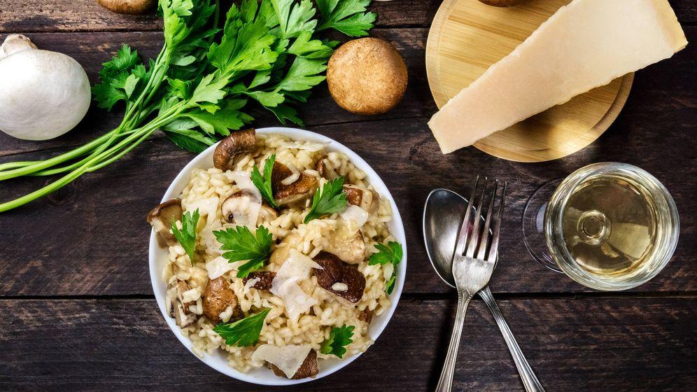 Recetas: Cuáles son los mejores risottos y cómo cocinarlos correctamente. Noticias de Gastronomía y cocina