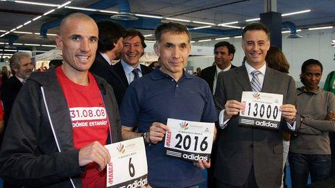 El medallista paralímpico que acabó vigilando las elecciones al tenis español