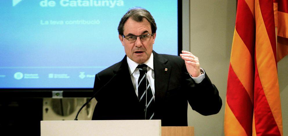 El presidente de la Generalitat de Cataluña, Artur Mas. (EFE)