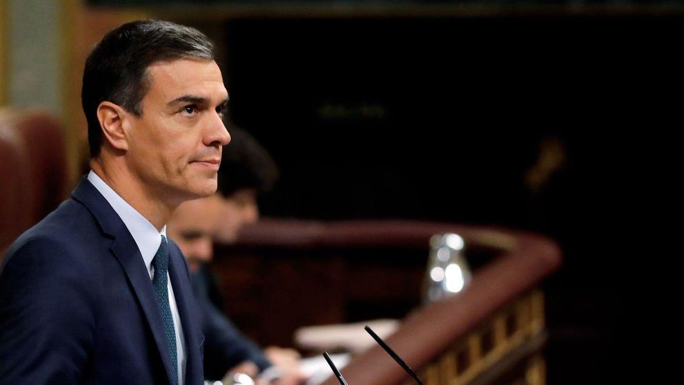 Discurso completo de Pedro Sánchez antes de la segunda votación de su investidura