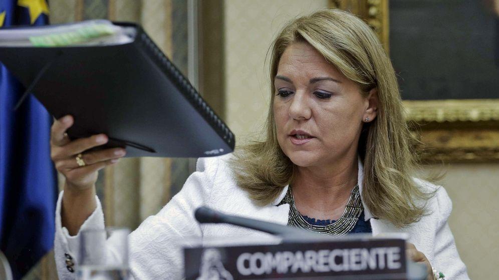 Foto: La secretaria de Estado de Servicios Sociales e Igualdad, Susana Camarero. (EFE)