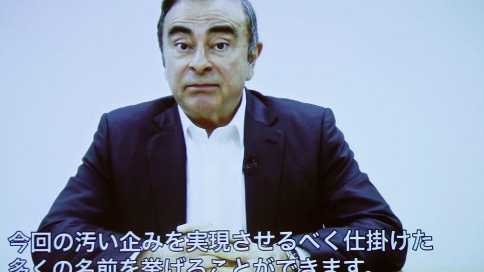 ¿Huyó Ghosn escondido en una caja? Detienen a 7 personas en Turquía por la fuga