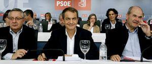 Foto: Zapatero contra los empresarios: Salimos a su rescate y luego rechazan más impuestos