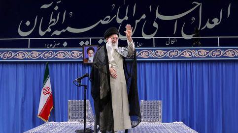 Jameneí establece que no habrá negociaciones con EEUU a ningún nivel