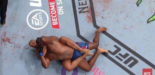 Post de Resultado de la UFC 230: Daniel Cormier estrangula a Derrick Lewis