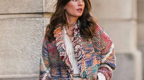 Lourdes Montes cae rendida ante esta chaqueta de punto de Zara Kids