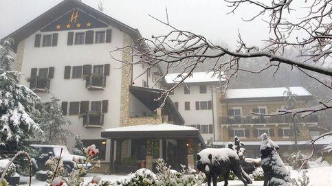 Así era el Hotel Rigopiano, sepultado por un alud tras los terremotos de Italia