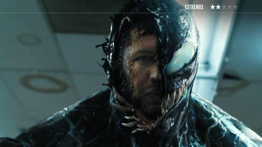 'Venom': el reverso tenebroso de Spiderman da más pena que miedo