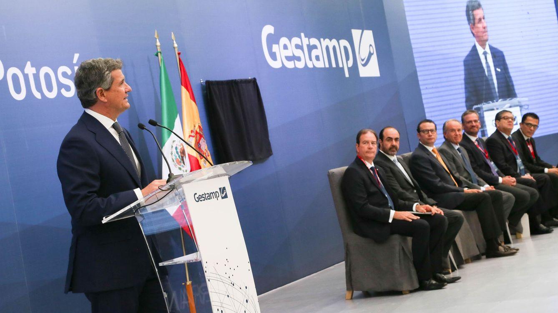 Gestamp reorganiza su estructura corporativa tras la renuncia de López Peña como CEO