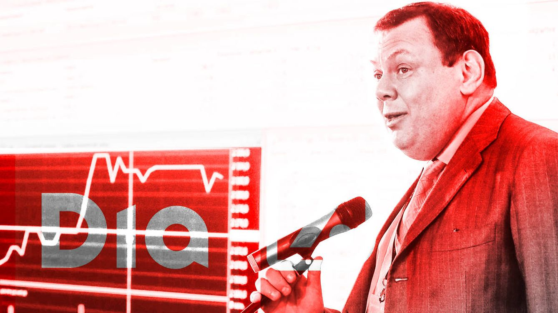 Fridman ofrece a Borja Prado la presidencia de DIA para españolizar el control ruso