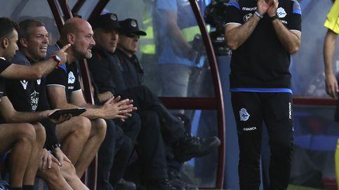 El Deportivo no aguanta más y pone en la calle a Pepe Mel